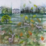 artistic depictions of Richmond Park